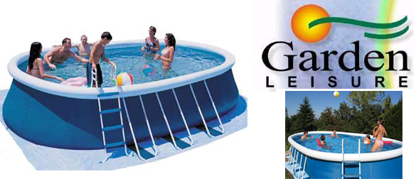 Piscinas Hinchables Garden Leisure