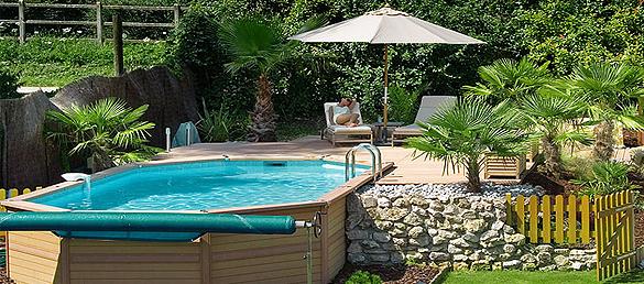 Como determinar el emplazamiento de la piscina de madera for Piscina alcantarilla