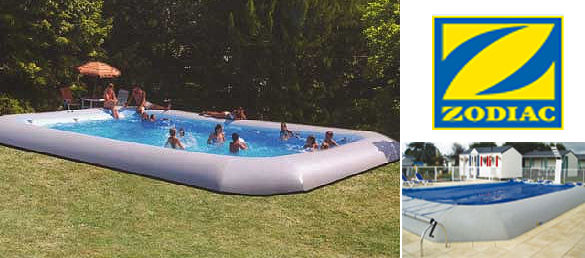 Piscina Hinchable Hippo