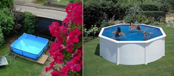 piscina desmontable pvc