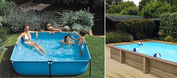 Qu tipo de piscina elevada elegir la web de las for Piscina elevada madera