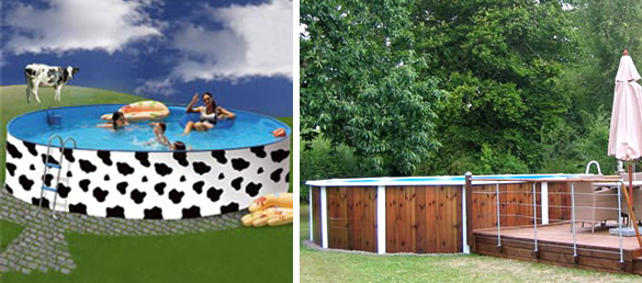 Piscina desmontable de la serie promo de toi la web de for Toi piscinas desmontables