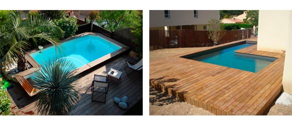 Piscinas de madera a medida piscinas elevadas for Precio piscina pequena obra