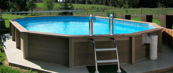 Naturalis piscina de hormig n imitaci n maderapiscinas for Kit piscina hormigon